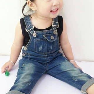 Yếm jean kute  cực hót #xinh  của thuytran218 tại Hồ Chí Minh - 3116116