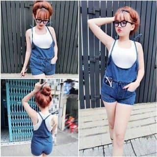Yếm jeans đùi của tranmoc1 tại Bình Thuận - 2053698