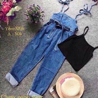 Yếm jeans nơ của nguyenthanhtuyen0696 tại Long An - 2911787