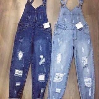 Yếm jeans rách của nguyenthanhtuyen0696 tại Long An - 2911774