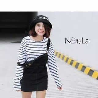 Yếm kaki đen của NónLá. của barrosttran tại Hồ Chí Minh - 2704448