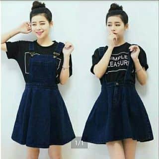 Yếm váy jean của huynhsally1 tại Cần Thơ - 2060978