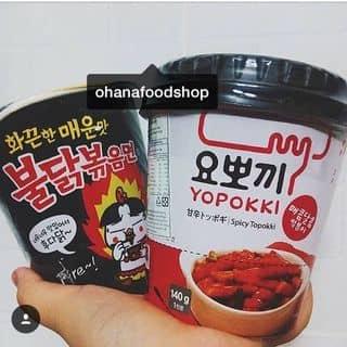Yopokki bánh gạo hàn quốc của ohanafoodshop tại 0965 915 039, Quận 7, Hồ Chí Minh - 600999