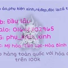 Lâu Đầu(Quần áo, Phụ kiện xinh) trên LOZI.vn