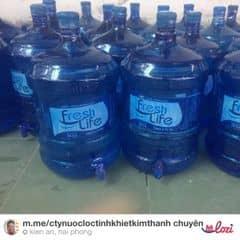 Nước lọc tinh khiết 100% trên LOZI.vn