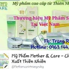 Mỹ Phẩm Mother & Care-Chính Hãng trên LOZI.vn